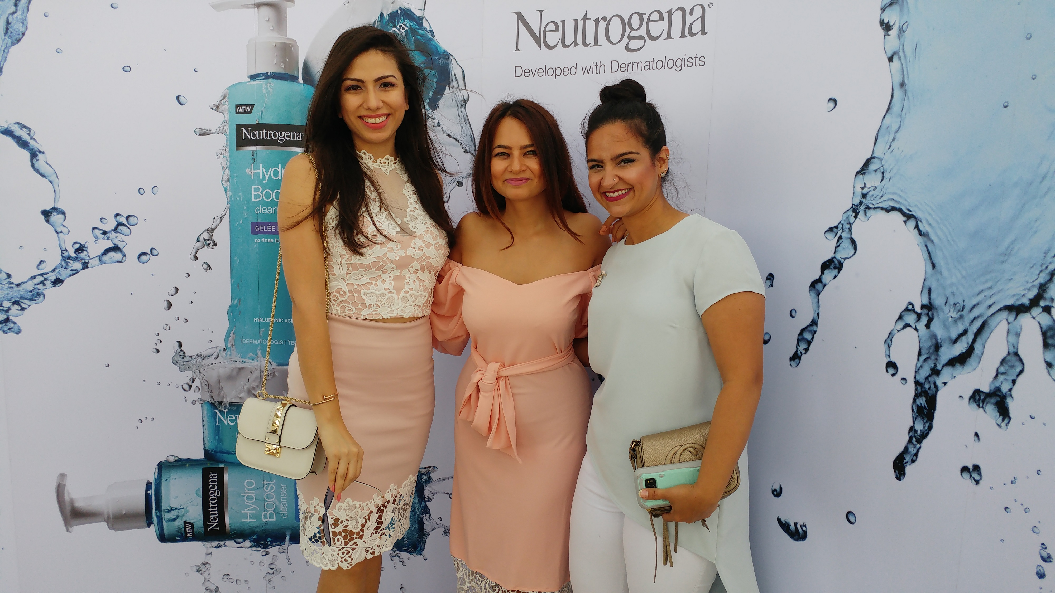 Launch of the Neutrogena Hydro Boost Range at the Burj AL Arab, Dubai - Fcube
